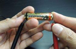 画像3: 乾電池残量計V