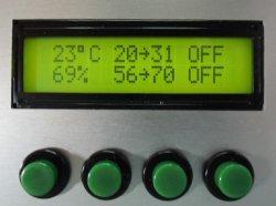画像4: 温度・湿度スイッチ 500Wタイプ(ピーク800W)