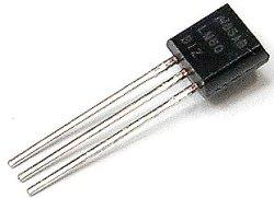 画像2: 温度センサー  LM60BIZ