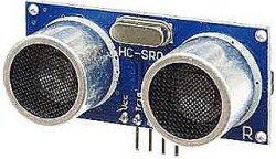 画像1: 超音波センサー HC-SR04