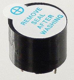画像2: 丸型小型電子ブザー