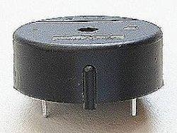 画像1: 電子ブザー (24mm) PKB24SPCH3601