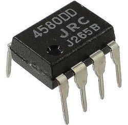 画像1: NJM4580DD