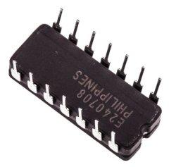 画像2: AD595AQ K型熱電対用アンプ