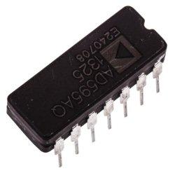 画像1: AD595AQ K型熱電対用アンプ