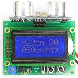 画像1: 超音波距離計LCDタイプ 完成品