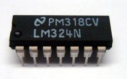 画像1: LM324N
