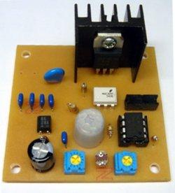 画像1: 人体検知AC100Vタイプ キット